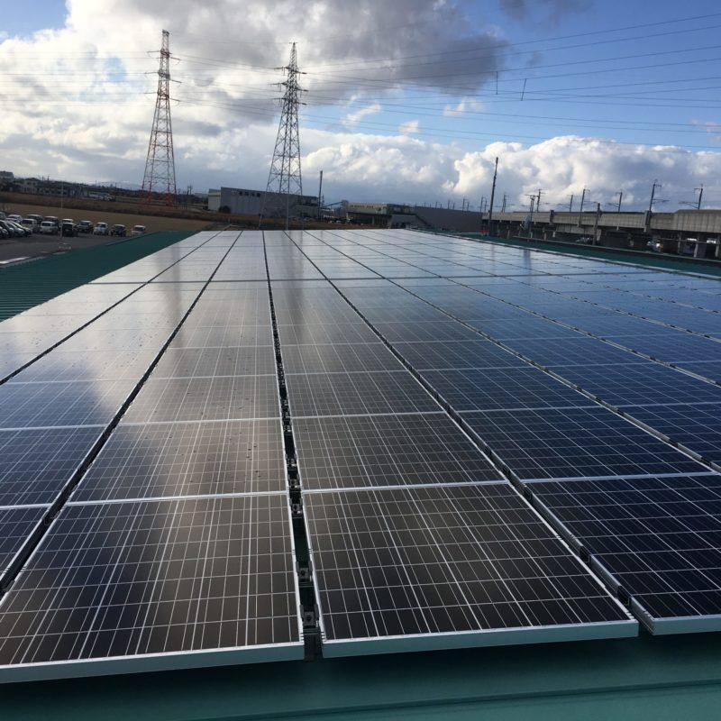 太陽光パネル設置 サムネイル